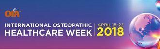 6ème semaine internationale des soins ostéopathiques : l'ostéopathie pour l'enfant / l'adolescent