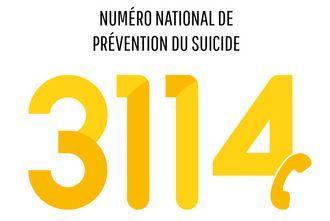 Lancement d'un numéro national de prévention du suicide