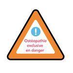 Et si demain les ostéopathes exclusifs n'étaient plus représentés?