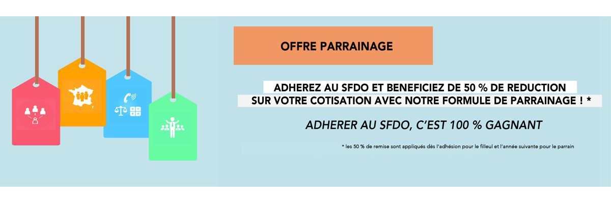 Offre parrainage exclusive