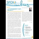 SFDO infos n°14 janvier 2014