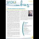 SFDO infos n°13 mai 2013