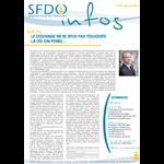 SFDO infos n°12 janvier 2013