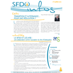 SFDO infos n°11 juillet 2012