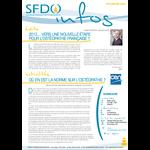 SFDO infos n°10 janvier 2012