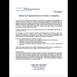 Communiqué de presse - Réforme de la règlementation de la formation à l'ostéopathie