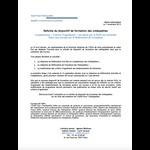 Communiqué de presse - Refonte du dispositif de formation des ostéopathes