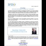 Communiqué de presse - Décryptage : Quel cadre déontologique et pratique pour l'ostéopathie ?