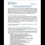 Communiqué de presse - « Rencontres Scientifiques de l'Ostéopathie» - Le Syndicat Français des Ostéopathes soutient la recherche